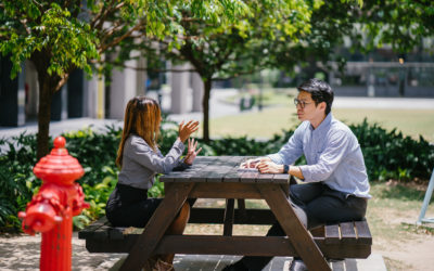 The Benefits of Conversations with Strangers
